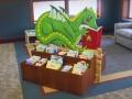Dragon Bookbin