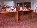 Front Desk & Display Tables