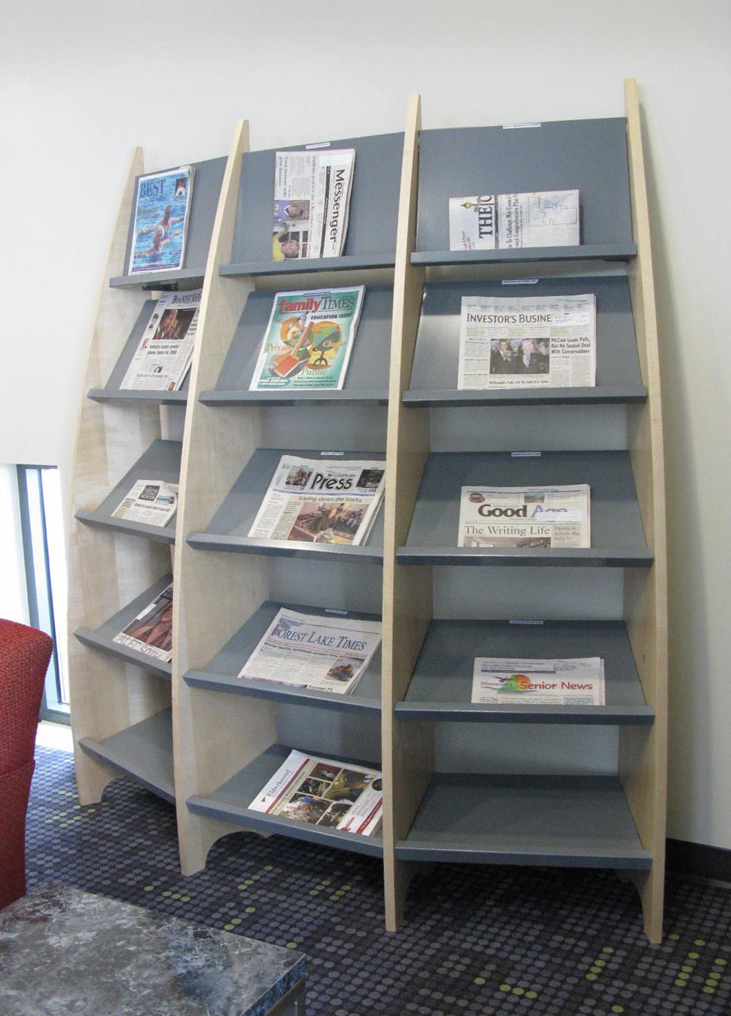 Display Shelves 4