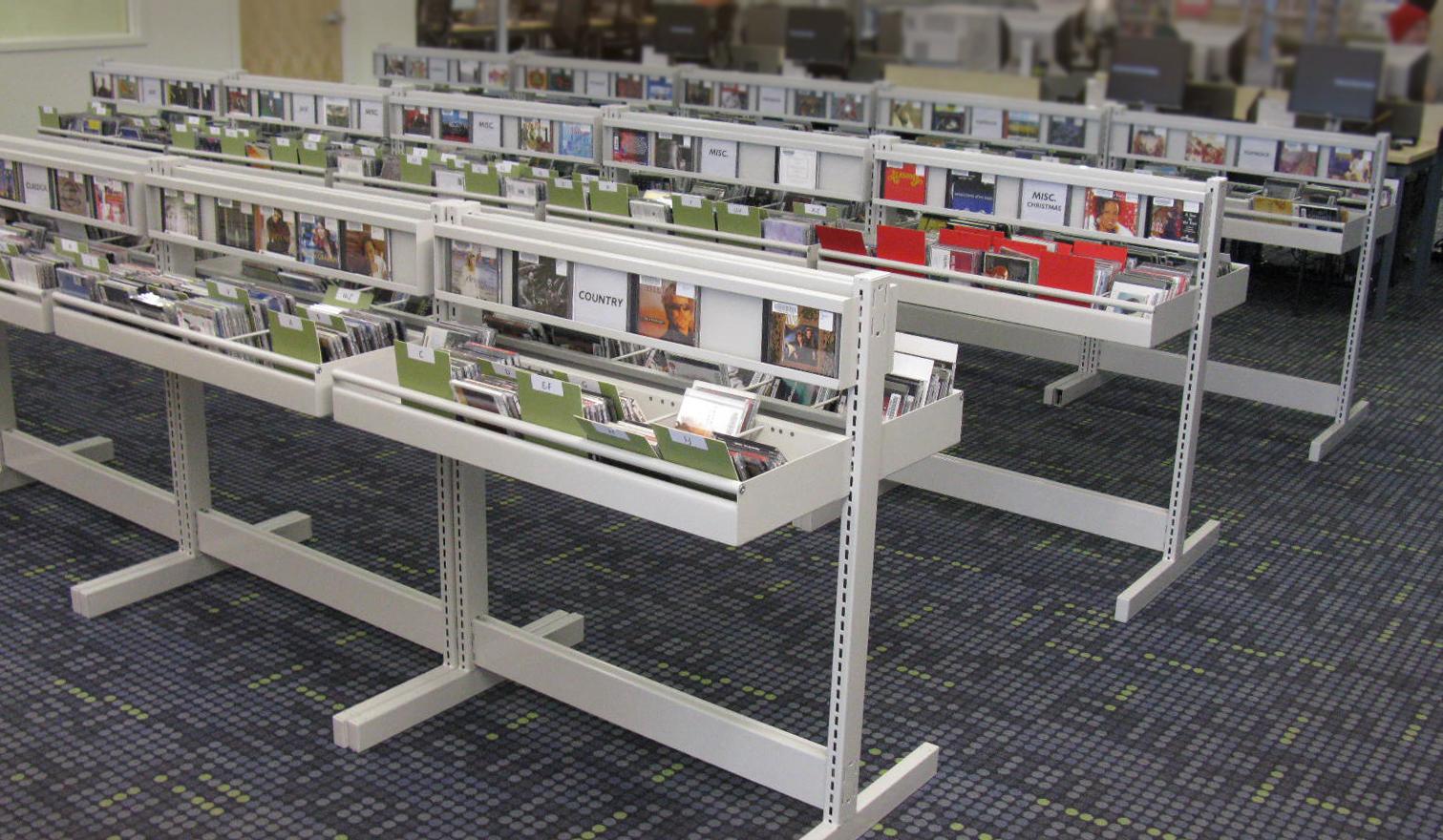 Display Shelves 5