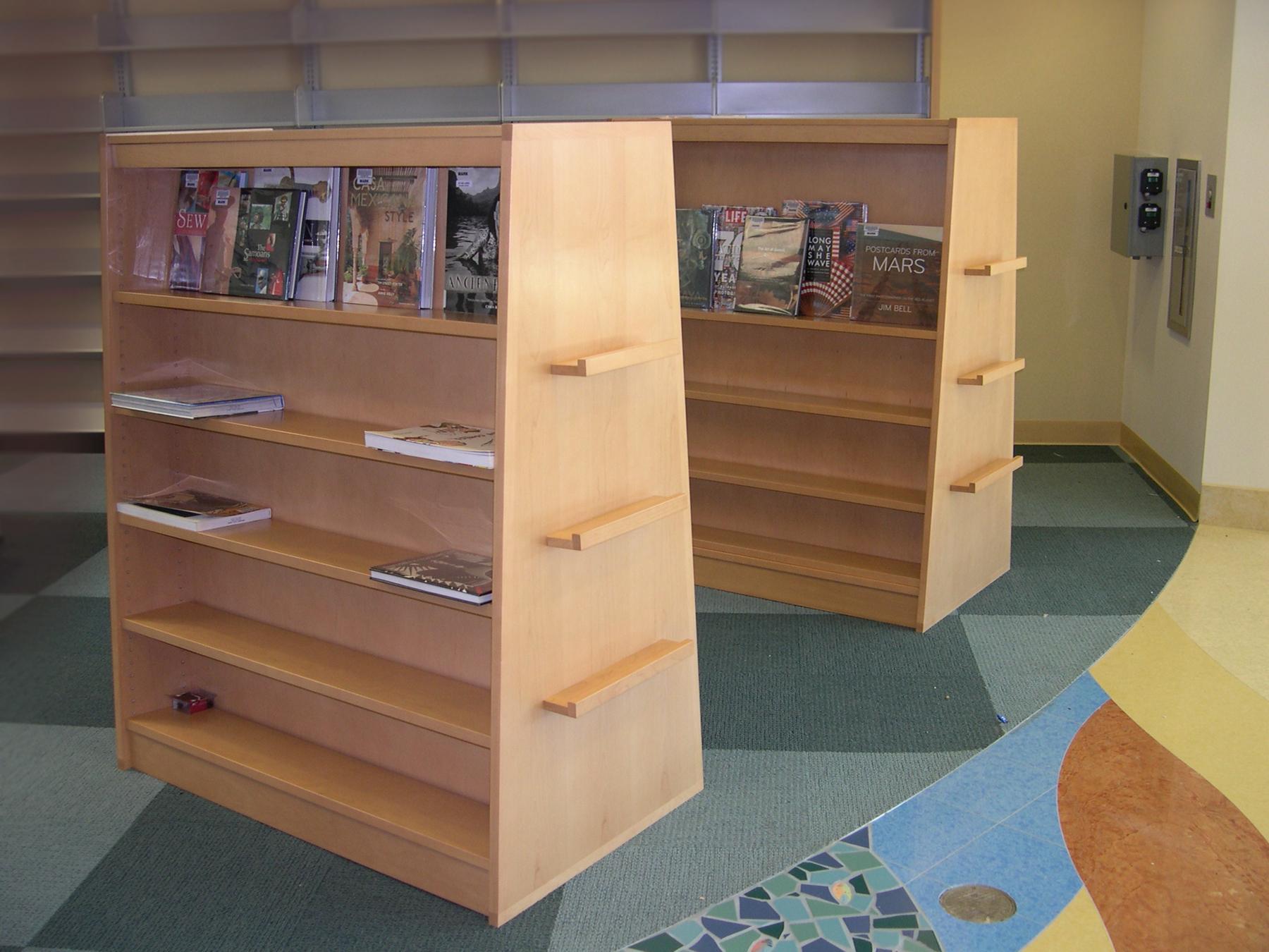 Display Shelves 6