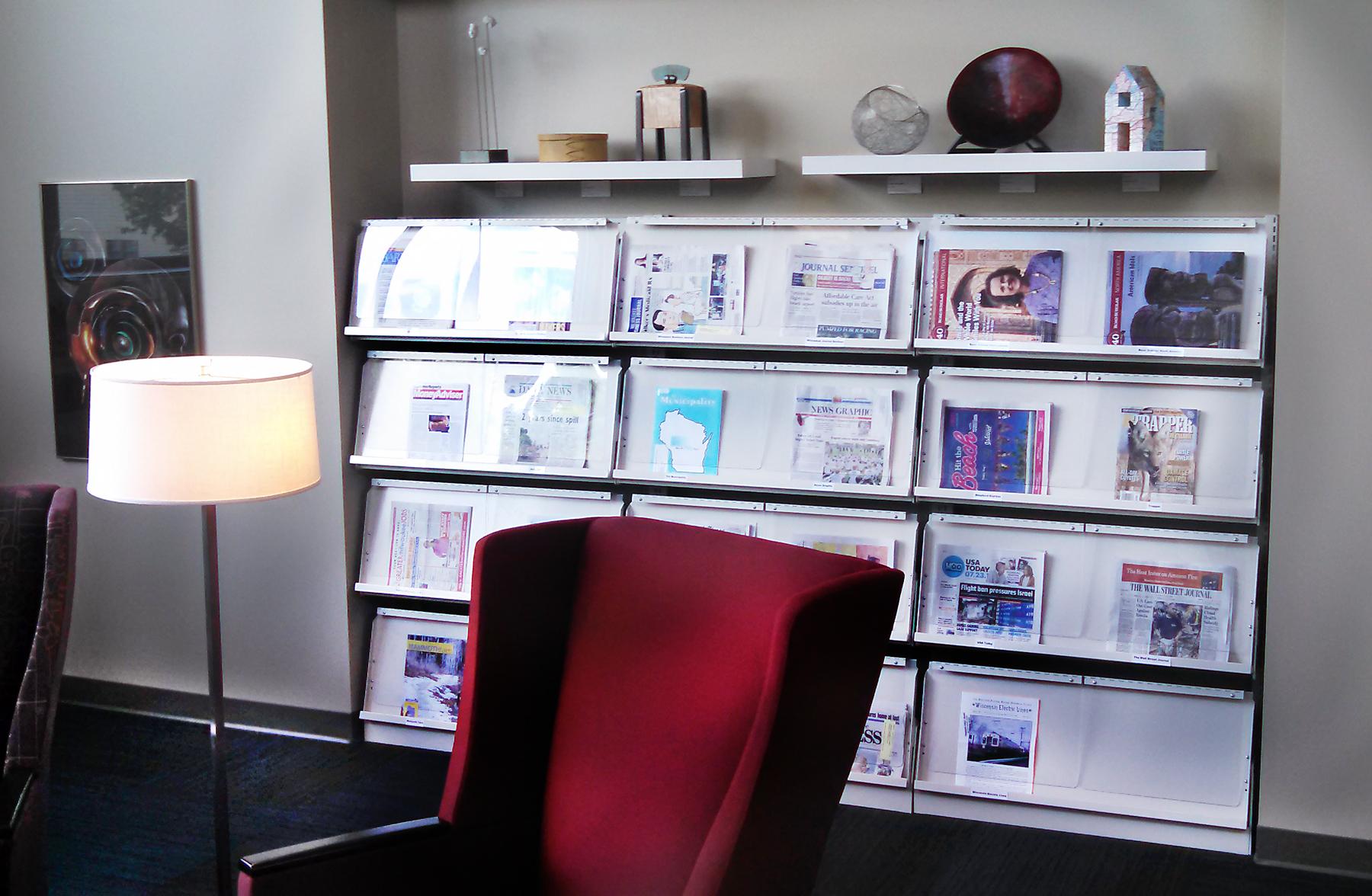 Display Shelves 9