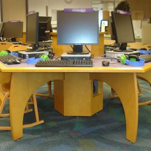 Addison-Public-Library-Computer-desk