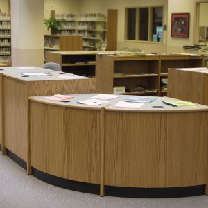 Bayport-HS-Circulation-Desk