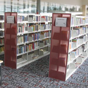 Forest-Lake-Public-Library-Shelving