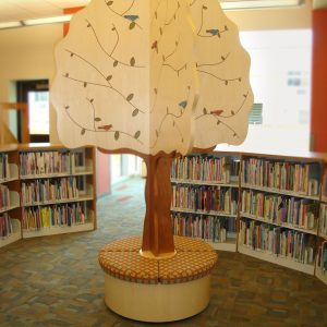 Fox-Lake-District-Library-Tree