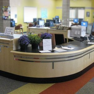 Oconomowoc-NH-MS-Circulation-Desk
