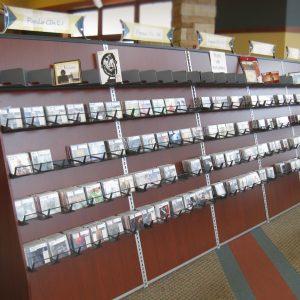 Verona-Public-Library-Media-Display
