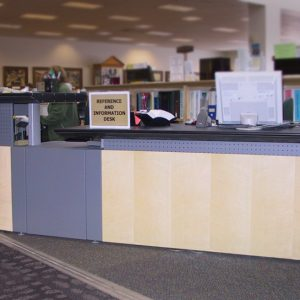 Waukesha-PL-Circulation-Desk